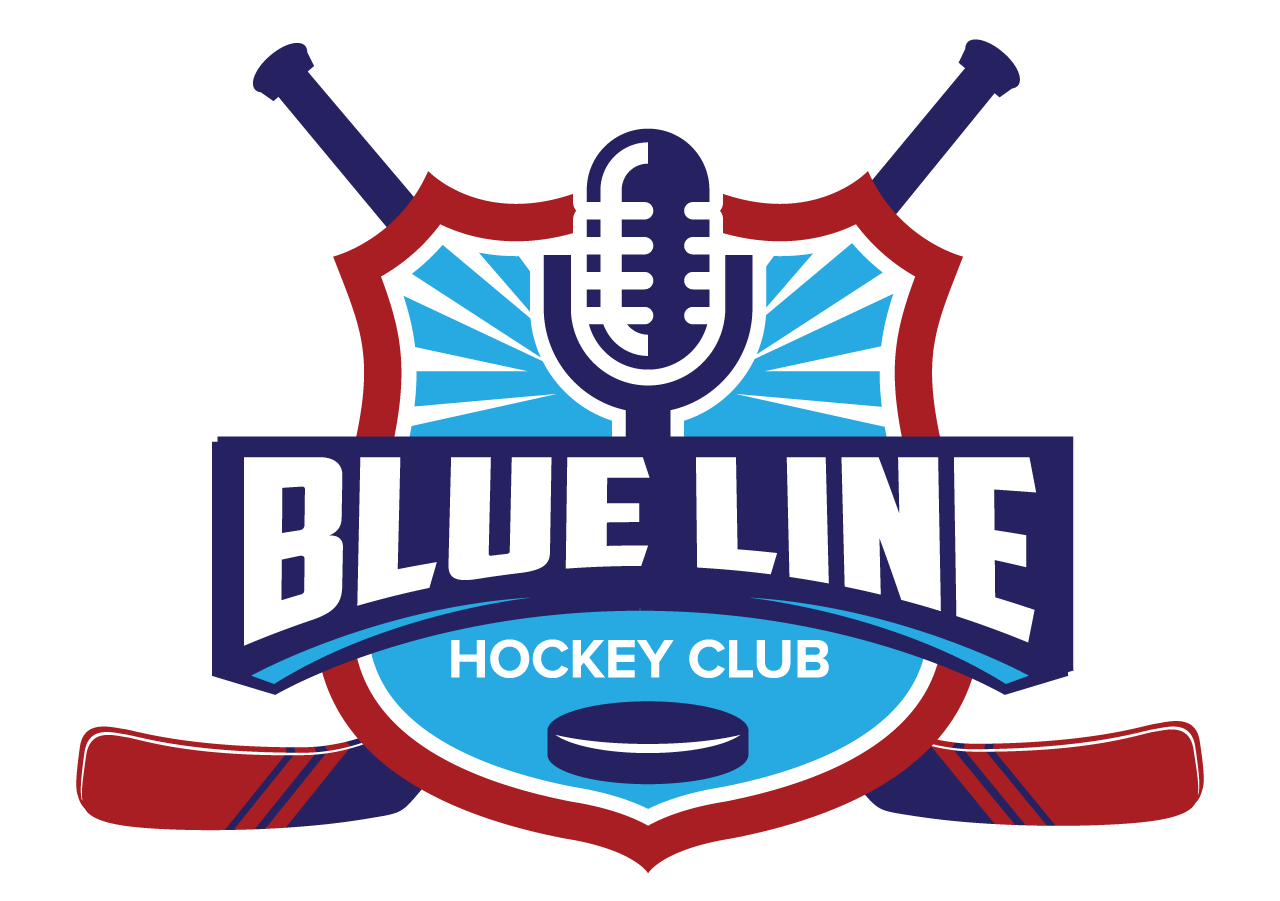Blue Line Hockey Club Logo
